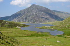 Llyn Idwal Royalty Free Stock Photos