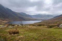 Llyn Ogwen και η κοιλάδα Ogwen στοκ φωτογραφία με δικαίωμα ελεύθερης χρήσης