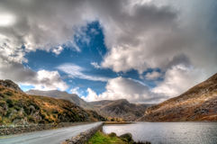 Llyn Ogwen Royalty Free Stock Photo