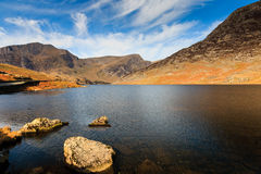 Llyn Ogwen Royalty Free Stock Photography