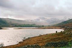 Llyn Ogwen, Snowdonia Royalty Free Stock Image