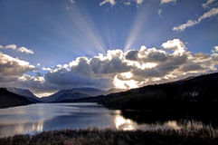Llyn Padarn Stock Photography