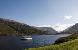 Llyn Padarn Llanberis Lake Royalty Free Stock Photography