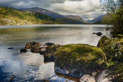 Llyn Padarn Royalty Free Stock Images