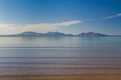 Llyn Peninsula-horizon Royalty-vrije Stock Afbeeldingen