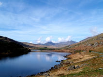Llynnau Mymby royalty free stock photography