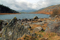 Llynnau Mymbyr Royalty Free Stock Photos