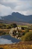 Llynnau Mymbyr  - Lakes in Snowdonia Stock Image