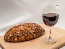 Éléments de communion Images stock