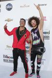 LMFAO at the 2012 Billboard Music Awards Arrivals, MGM Grand, Las Vegas, NV 05-20-12 Royalty Free Stock Photo