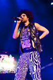 LMFAO Performing Live at Coliseu de Lisboa Stock Image