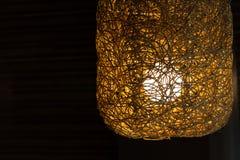 Lâmpada do Weave Imagens de Stock Royalty Free