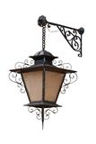 Lámpara antigua Imagen de archivo libre de regalías