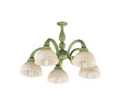 Lámpara de la vendimia Foto de archivo