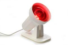 Lámpara infrarroja Imágenes de archivo libres de regalías