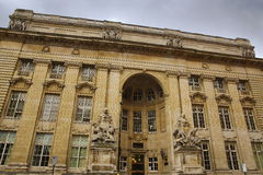 Lmperial College of Science, Historic buildngs, London, England Stock Image