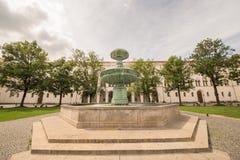 LMU university Stock Photography