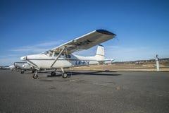 LN-MOK Cessna 182 Skylane Fotos de Stock