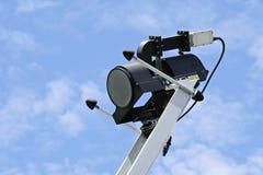LNB-Satelitte stockfotografie