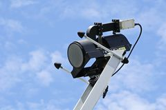LNB Satellite stock photography