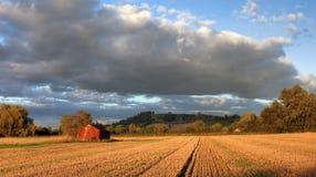 Ländliches Gloucestershire Stockbilder