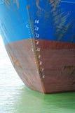 Línea de carga marca Imagenes de archivo