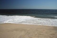 Línea de la playa Imágenes de archivo libres de regalías