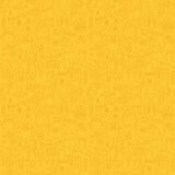 Línea modelo del amarillo de Art Happy New Year Seamless Foto de archivo libre de regalías