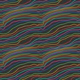 Líneas inconsútiles fondo Imagen de archivo libre de regalías