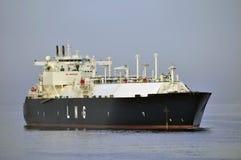 lng gazu naturalnego statku Fotografia Royalty Free
