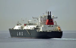 lng gazu naturalnego statku zdjęcie stock