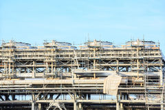 LNG Refinery plant Stock Photography