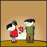 Lo amate? illustrazione vettoriale