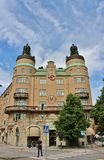 LO castle in Stockholm Stock Images