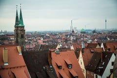 A lo largo del Danubio Fotografía de archivo libre de regalías