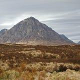 A lo largo del highlands_911 Fotos de archivo libres de regalías