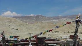 Lo Mantang es la capital del reino del mustango metrajes