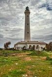 lo san vito маяка capo стоковые фото