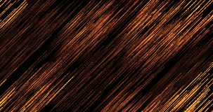 Lo scintillio digitale di Natale scintilla le bande dorate che circolano sul fondo nero, buon anno festivo di natale di festa illustrazione vettoriale