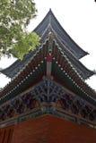 Lo Shaolin Temple nella gronda immagini stock libere da diritti