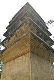 Lo Shaolin Temple Tallinn immagine stock libera da diritti