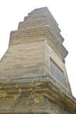 Lo Shaolin Temple Tallinn immagini stock libere da diritti