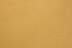 Lo spazio in bianco di Brown ricicla il fondo di carta Fotografia Stock