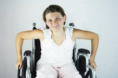 Lo Special ha bisogno della ragazza 2 Fotografie Stock Libere da Diritti