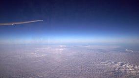 Lo spettro di Brocken o l'arco di Brocken è comparso sopra il Mare del Nord archivi video