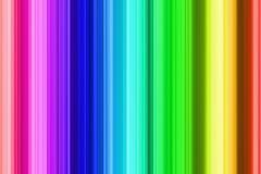 Lo spettro di colore esclude la priorità bassa Immagini Stock Libere da Diritti