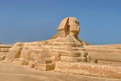 Lo Sphinx fotografia stock