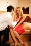 Lo sposereste? Fotografia Stock