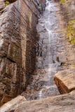 Lo Sri Lanka: cascata in Nuwara Eliya Fotografia Stock