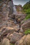 Lo Sri Lanka: cascata in Nuwara Eliya Immagini Stock Libere da Diritti